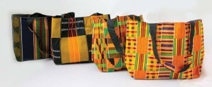 ALV Kente Handbags